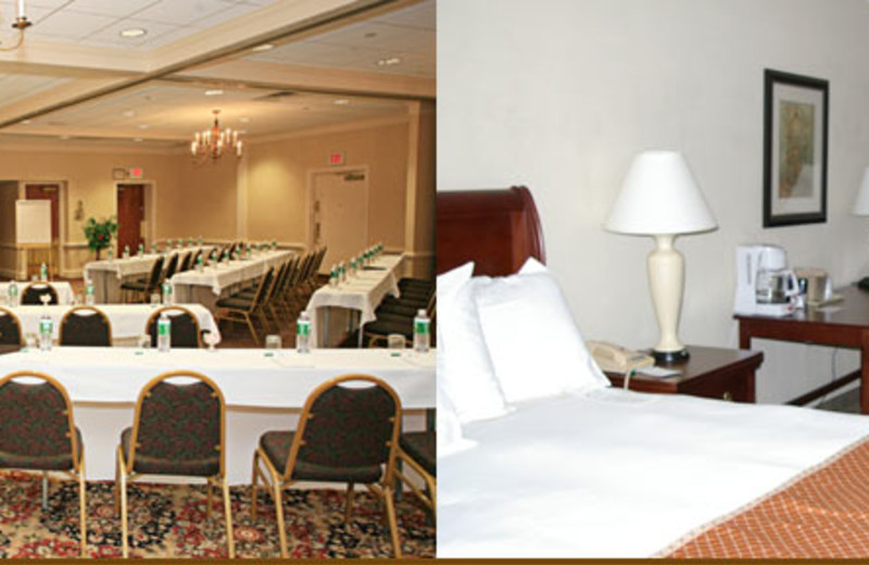 Accommodations and Group Setups at Sturbridge Host Hotel & Conference Center