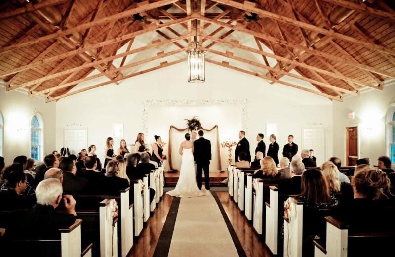 Wedding at The Inn at Villa Bianca.