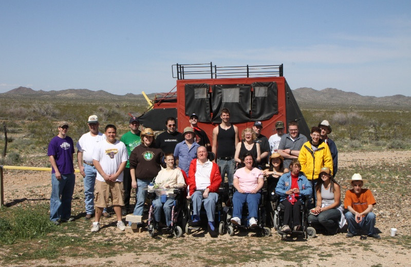 Groups at Stagecoach Trails Guest Ranch.