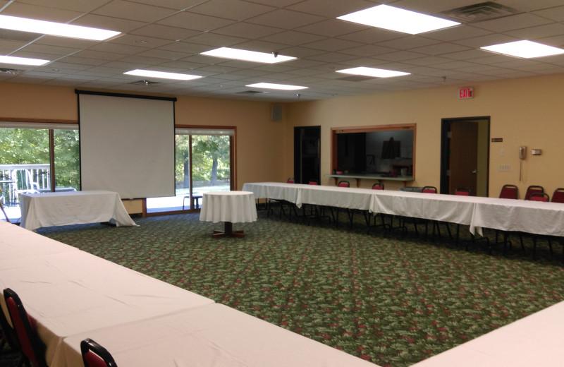 Meetings at McQuoid's Inn & Event Center.