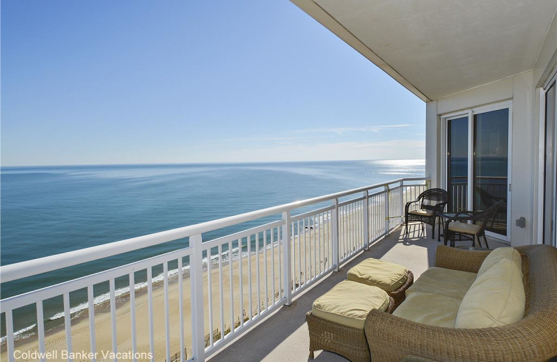 Rental balcony at CBVacations.com