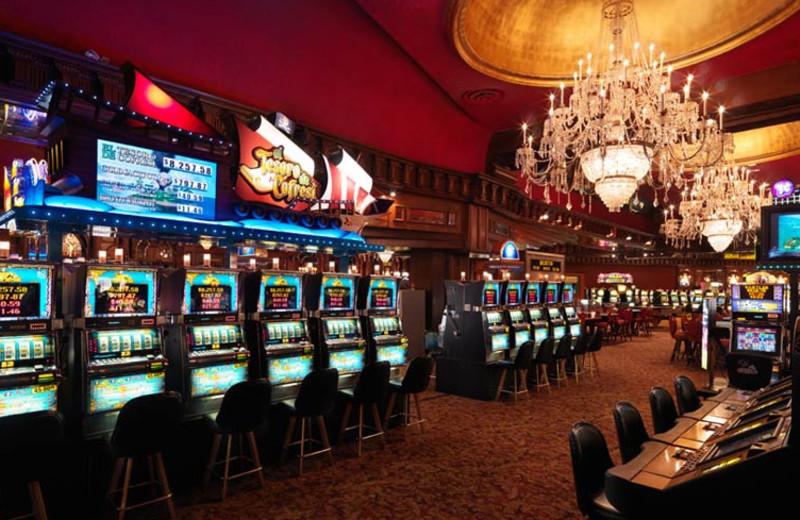 Casino at El San Juan Hotel & Casino.