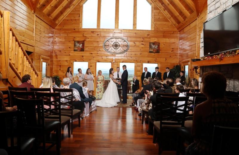 Weddings at Eden Crest Vacation Rentals, Inc.