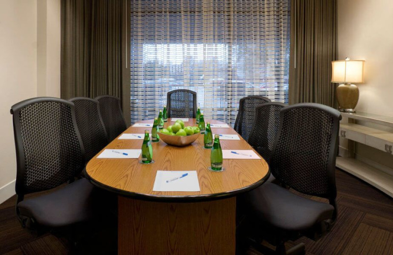 Board Room at Wyndham Houston - Medical Center Hotel and Suites