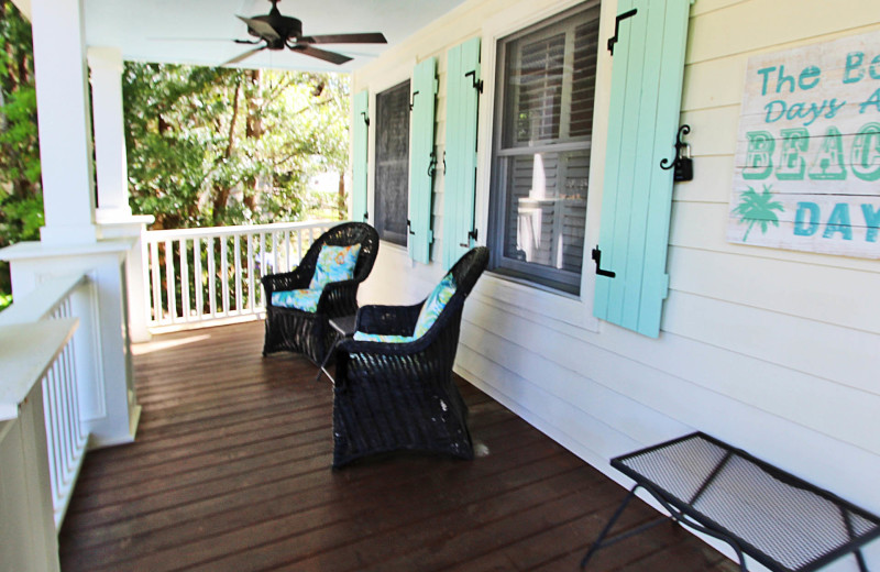Porch at Forest Trail 286.
