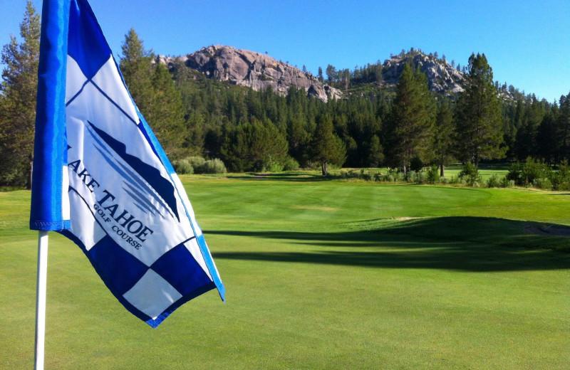 Lake Tahoe Golf Course near Aston Lakeland Village.