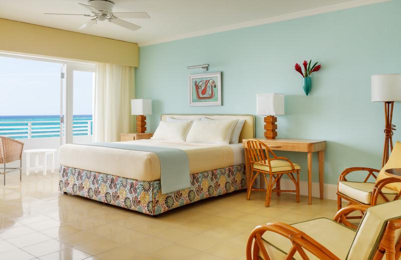 Guest room at Couples Ocho Rios.