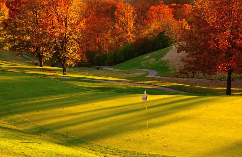 Golf near Amazing Branson Rentals.