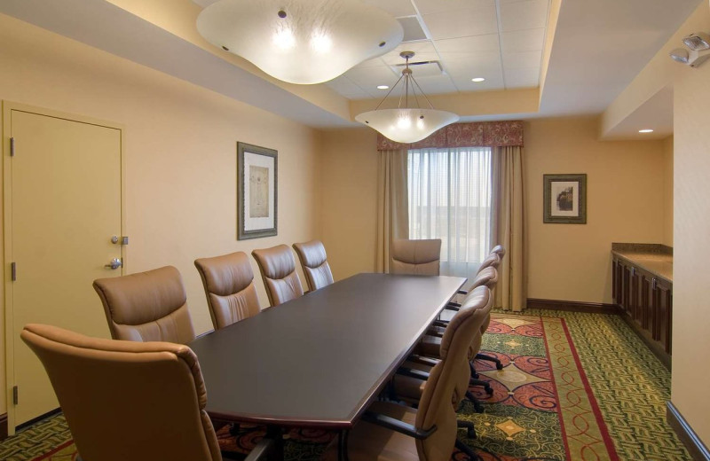 Meeting room at Hilton Garden Inn Cleveland East/Mayfield Village.