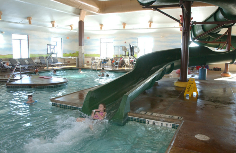 Waterpark at Holiday Inn Hotel & Suites Owatonna.