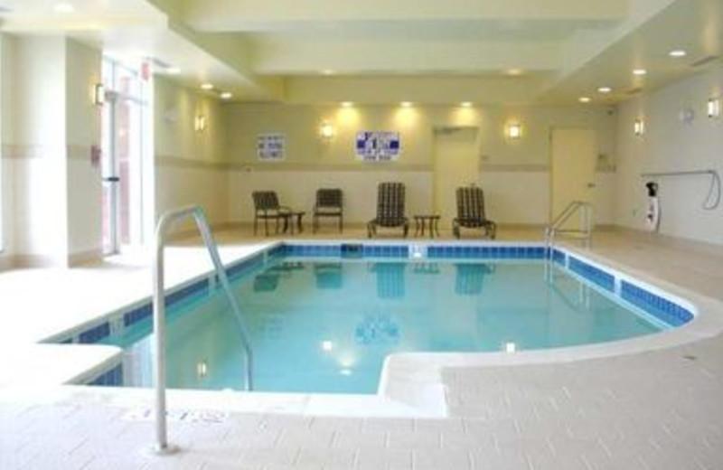 Indoor Pool at Hilton Garden Inn Myrtle Beach