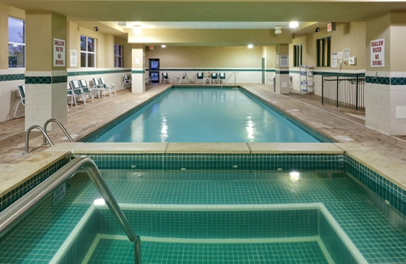 Indoor Pool at Country Inn & Suites