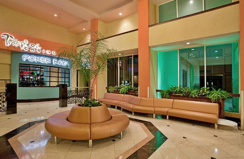 Casino at Holiday Inn Mayaquez & Tropical Casino.
