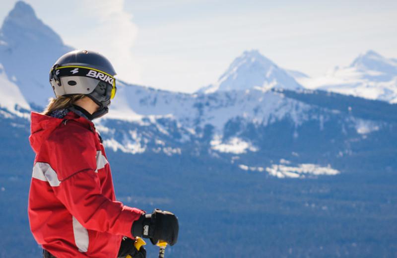 Skiing near Sisters Vacation Rentals.