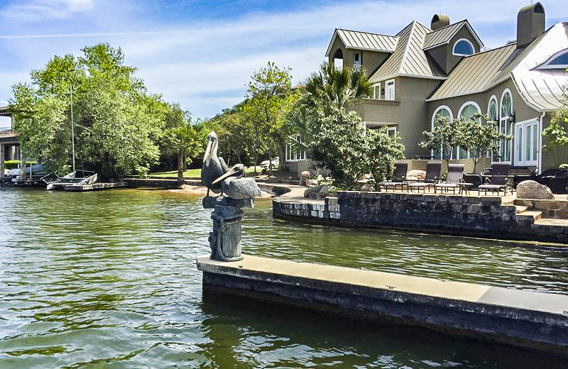 Rental dock at All Seasons Accommodations, Inc.