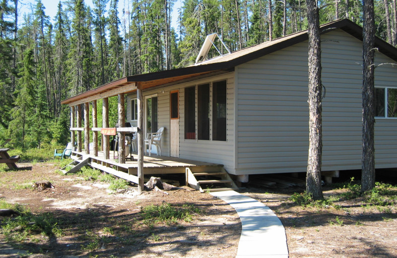 Cabin at Ignace Outposts Ltd.