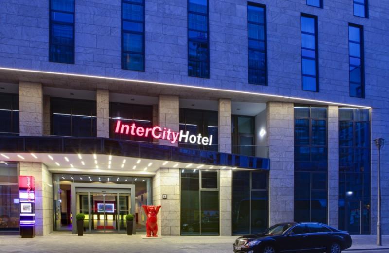 Exterior view of InterCity Hotel Berlin.