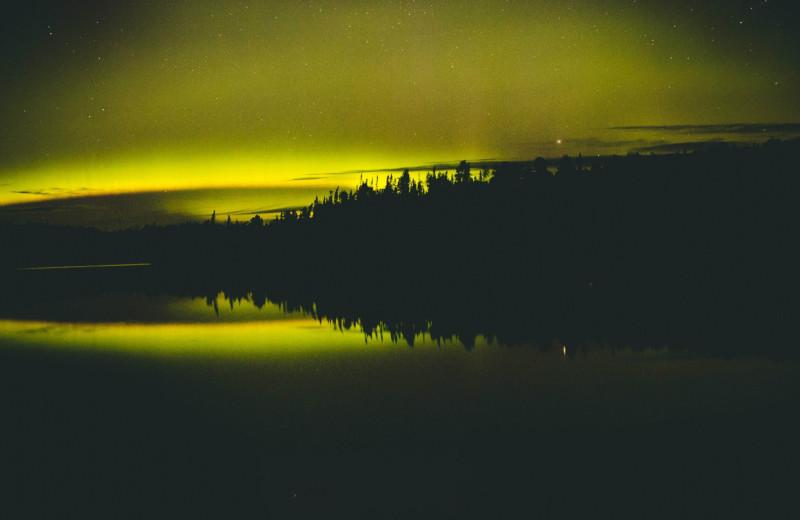 Aurora at Cliff Lake Resorts.
