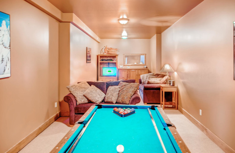 Family Room at RentChalets