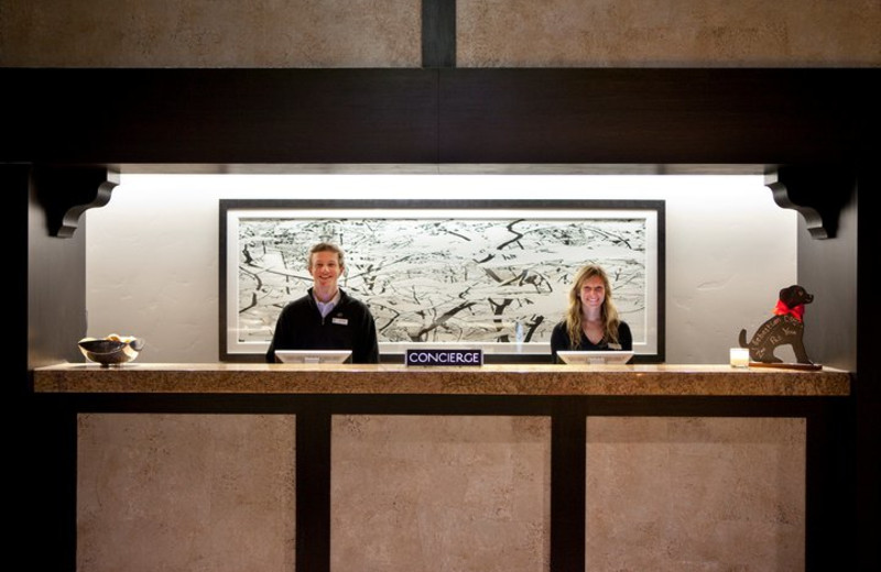 Concierges at The Sebastian Vail are ready to help make your vacation perfect.