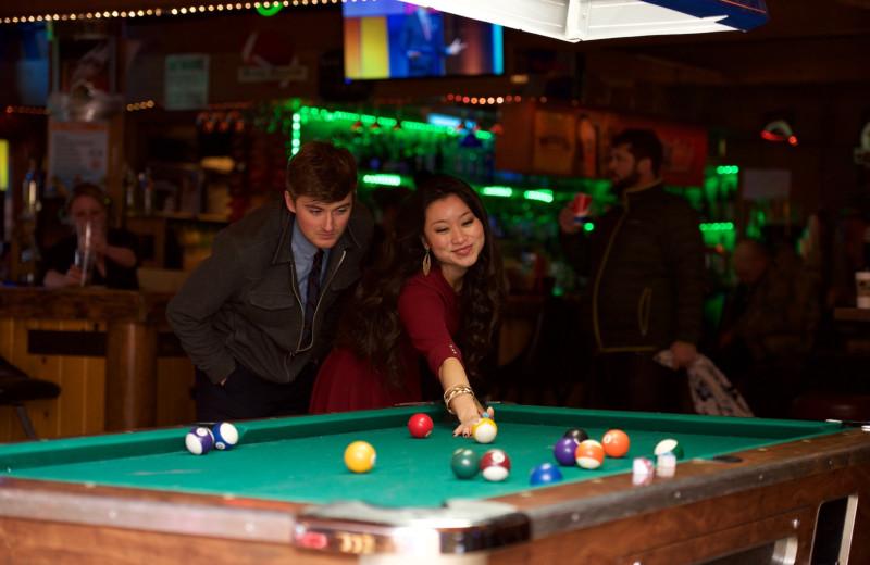 Tavern at Quinn's Hot Springs Resort