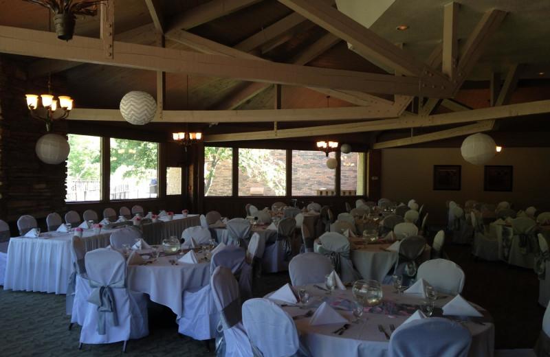 Wedding at Devils Head Resort & Convention Center.