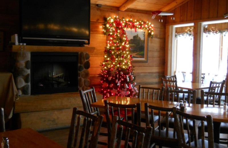 Christmas at Lakewoods Resort.