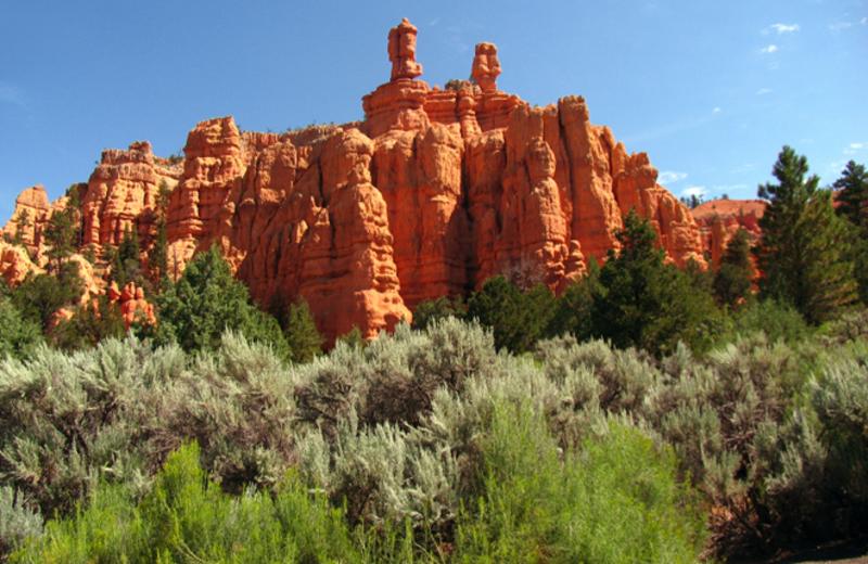 Beautiful Bryce Canyon near Abbey Inn