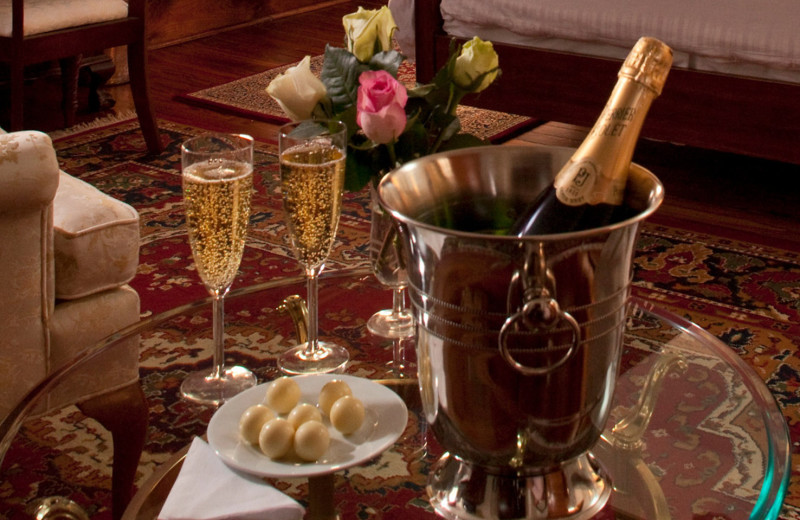 Romantic package at American Guest House.