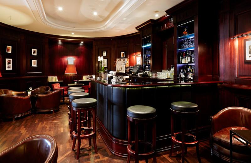 Bar at Hotel Pont Royal.
