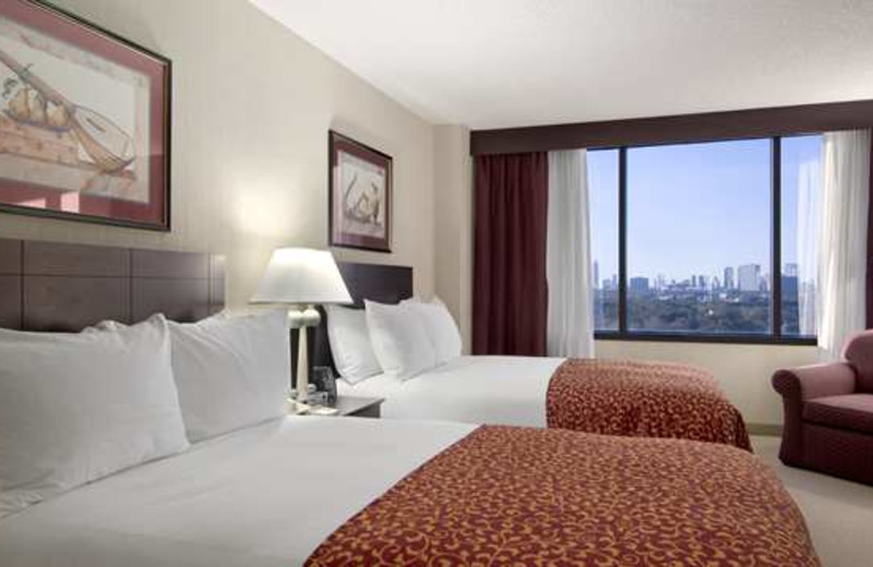 Guest Suite at the Hilton Houston Plaza/Medical Center
