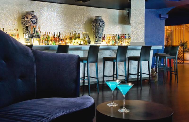 Azul Lounge at Hotel Encanto.