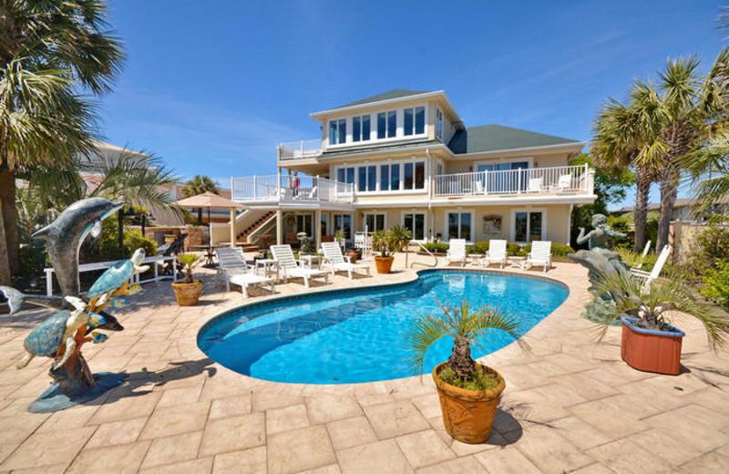 Elliott Beach Rentals North Myrtle Beach Sc Resort