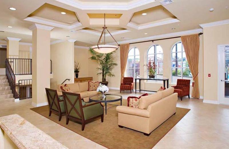Vacation rental interior at Oakwood Worldwide Archstone Playa del Rey.