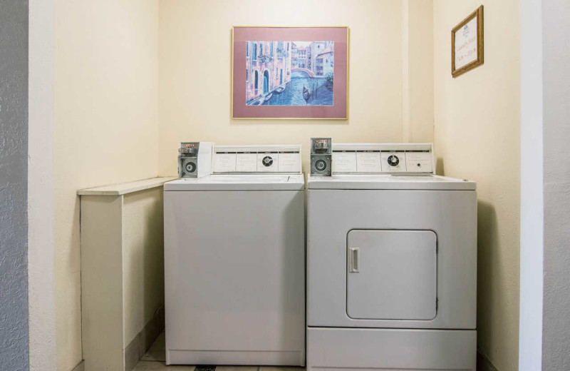 Laundry at Rodeway Inn - Fergus Falls.