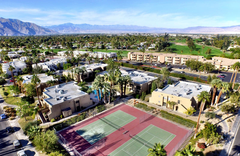 Rental exterior at Padzu Vacation Homes - Palm Springs