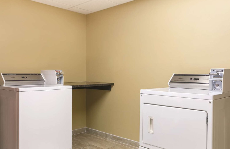 Laundry at Country Inn & Suites - Fergus Falls.