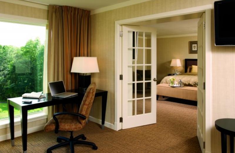 Guest room at Doral Arrowwood.