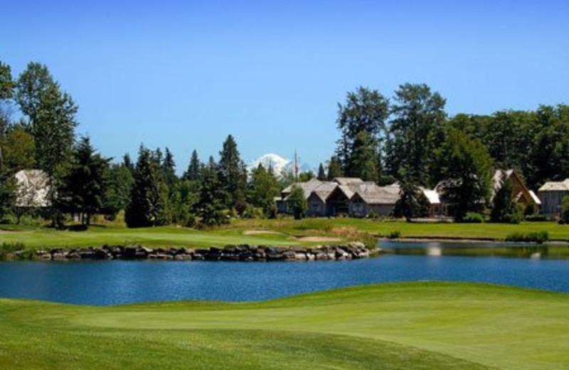 Golf Course at Semiahmoo Resort