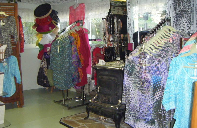 Boutique at Silver Beach Resort.