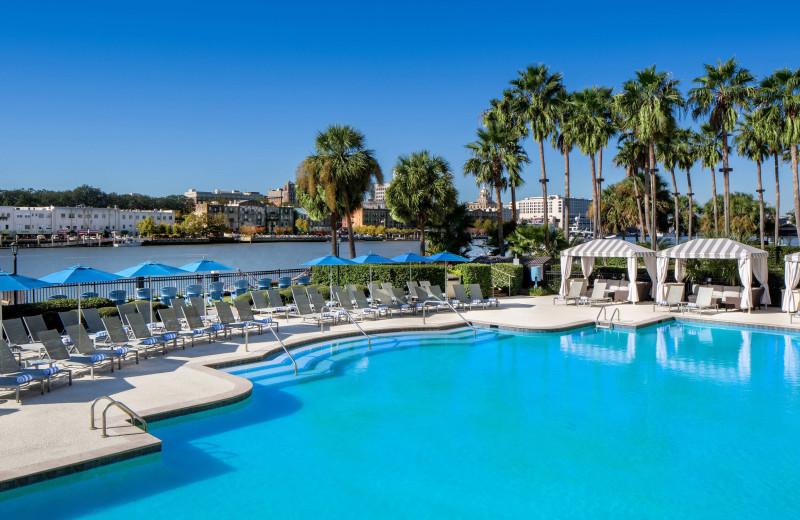 Pool at The Westin Savannah Harbor Golf Resort
