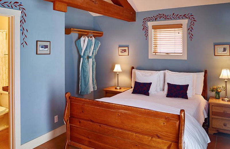 Guest Room at The Alpine House Lodge & Cottages