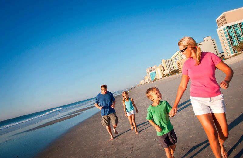 Family Fun at SeaCrest Oceanfront Resort