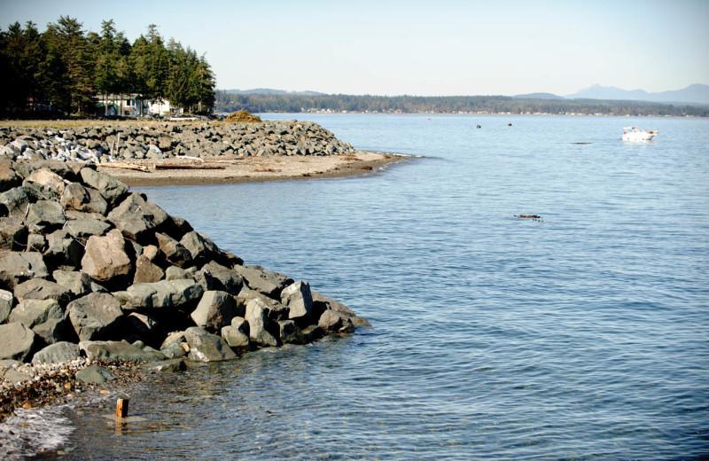 Beautiful Shoreline at Fresh Start Health Retreat Centers