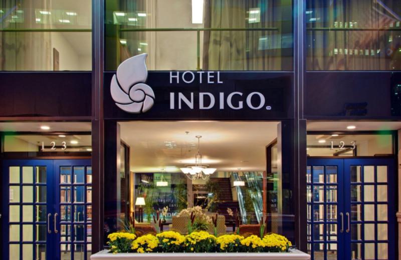 Exterior view of Hotel Indigo OTTAWA DOWNTOWN CITY CENTRE.