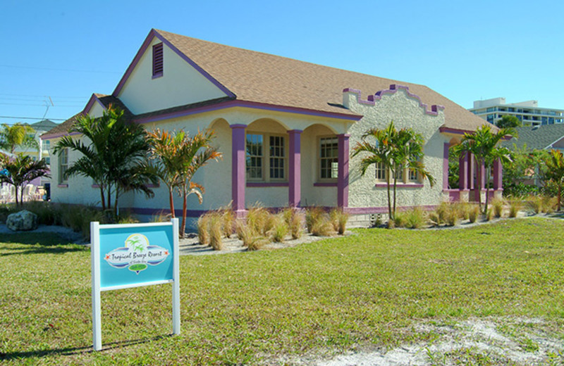 Exterior view of Tropical Breeze Resort.