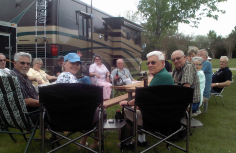 Groups at Mill Creek Ranch Resort.