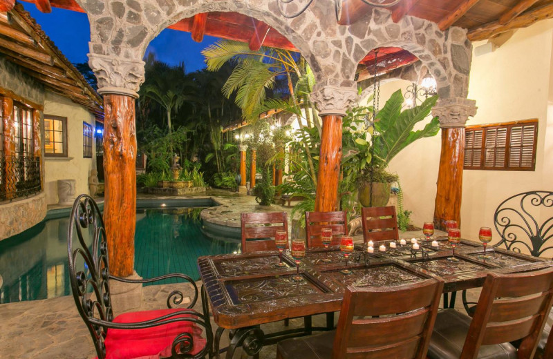 Rental pool at Costa Rica Luxury Lifestyle.