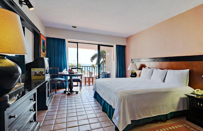 Guest Room at  Barcelo Huatulco Beach
