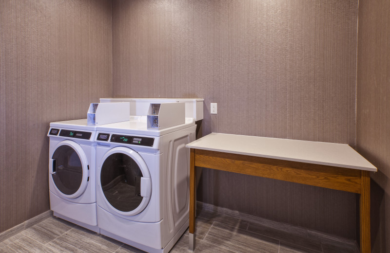Laundry room at SpringHill Suites - Benton Harbor.
